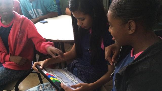 Cinema na escola em outros paises
