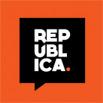 Logo do cliente da produtora de vídeo Impulso Filmes, República