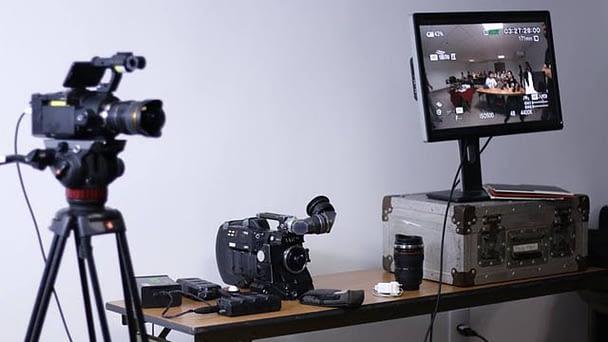 Produtoras de vídeo produzem conteúdo mais personalizado que os vídeos de banco de imagens